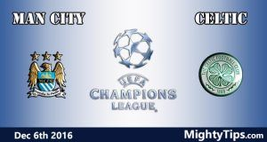 Man City vs Celtic Prediction and Betting Tips