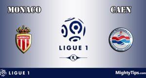 Monaco vs Caen Prediction and Betting Tips