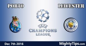 Porto vs Leicester Prediction and Betting Tips