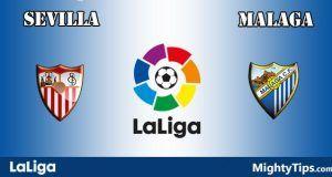 Sevilla vs Malaga Prediction and Betting Tips