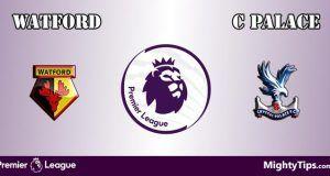 Watford vs Crystal Palace Prediction and Betting Tips