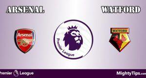 Arsenal vs Watford Prediction and Betting Tips