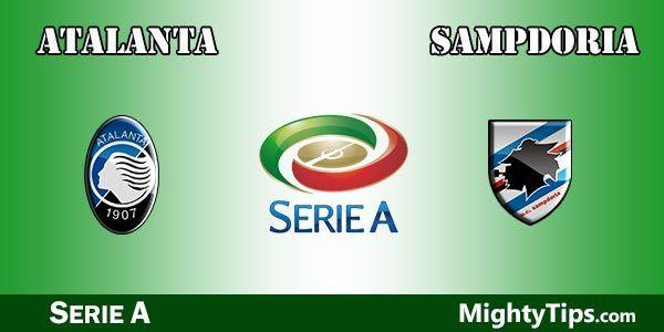 Atalanta vs Sampdoria Prediction and Betting Tips