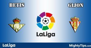 Betis vs Gijon Prediction and Betting Tips