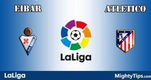Eibar vs Atletico Prediction and Betting Tips