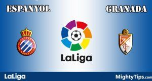 Espanyol vs Granada Prediction and Betting Tips