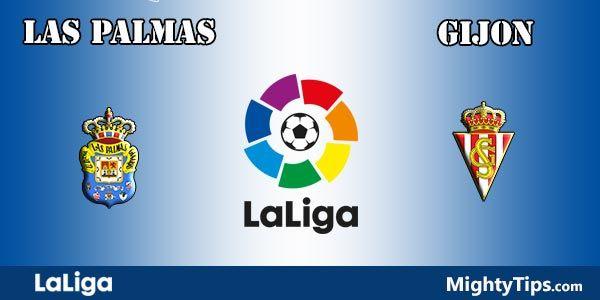 Las Palmas vs Gijon Prediction and Betting Tips