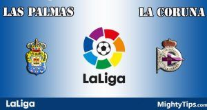 Las Palmas vs La Coruna Prediction and Betting Tips