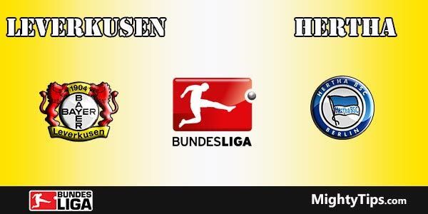 Leverkusen vs Hertha Prediction and Betting Tips