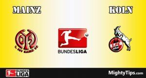 Mainz vs Koln Prediction and Betting Tips