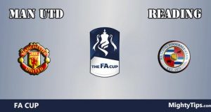 Manchester United vs Reading Prediction and Betting Tips