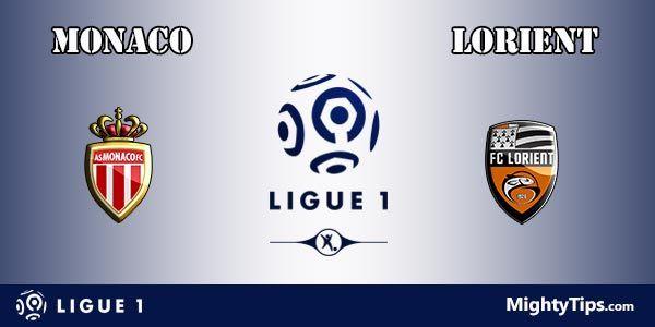 Monaco vs Lorient Prediction and Betting Tips