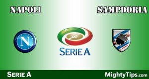 Napoli vs Sampdoria Prediction and Betting Tips