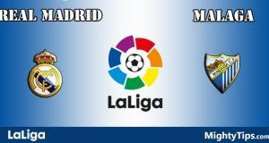 Real Madrid vs Malaga Prediction and Betting Tips