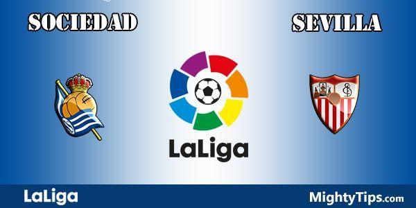 Sociedad vs Sevilla Prediction and Betting Tips