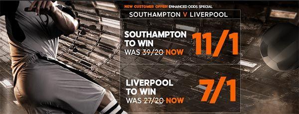 Southampton vs Liverpool Prediction and Bet