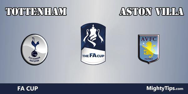 Tottenham vs Aston Villa Prediction and Betting Tips