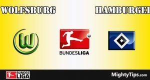 Wolfsburg vs Hamburger Prediction and Betting Tips