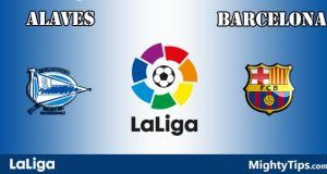Alaves vs Barcelona Prediction and Betting Tips