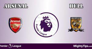 Arsenal vs Hull Prediction and Betting Tips