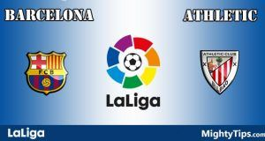 Barcelona vs Athletic Prediction and Betting Tips