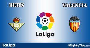 Betis vs Valencia Prediction and Betting Tips