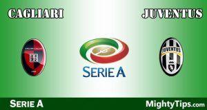 Cagliari vs Juventus Prediction and Betting Tips