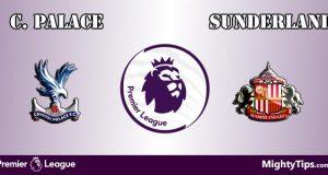 Crystal Palace vs Sunderland Prediction and Betting Tips