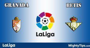 Granada vs Betis Prediction and Betting Tips