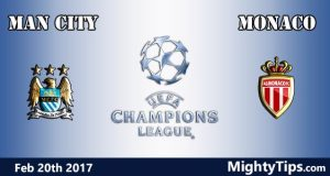 Man City vs Monaco Prediction and Betting Tips