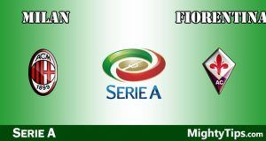Milan vs Fiorentina Prediction and Betting Tips