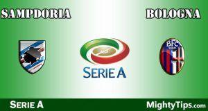 Sampdoria vs Bologna Prediction and Betting Tips
