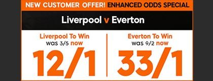 Bet on Liverpool