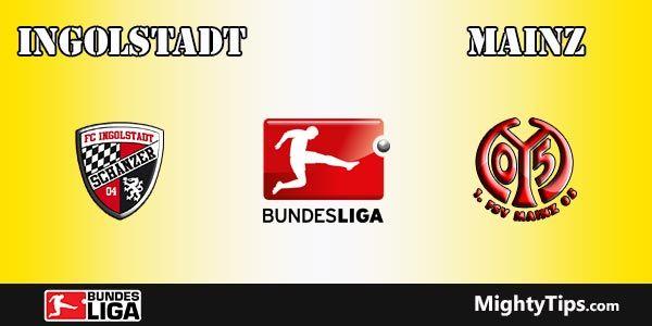 Ingolstadt vs Mainz Prediction and Betting Tips