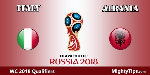 Italy vs Albania Prediction and Betting Tips
