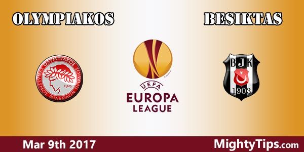 Olympiakos vs Besiktas Prediction and Betting Tips