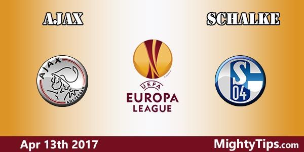 Ajax vs Schalke Prediction and Betting Tips