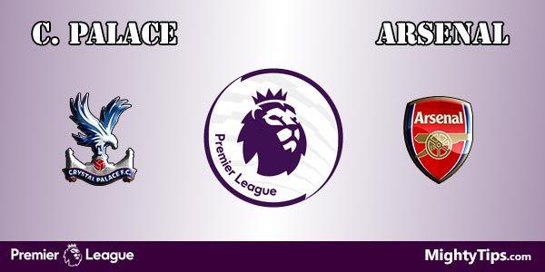 Crystal Palace vs Arsenal Prediction and Betting Tips