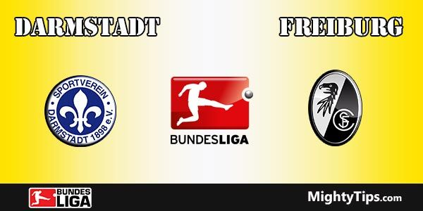 Darmstadt vs Freiburg Prediction and Betting Tips