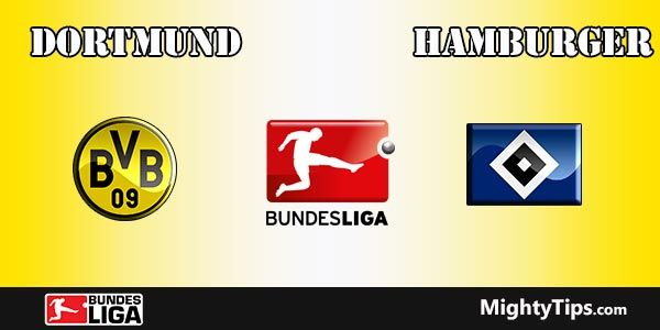 Dortmund vs Hamburger Prediction and Betting Tips