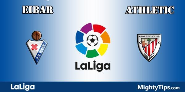 Eibar vs Athletic Bilbao Prediction and Betting Tips