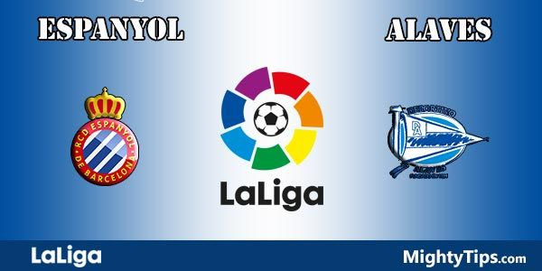 Espanyol vs Alaves Prediction and Betting Tips