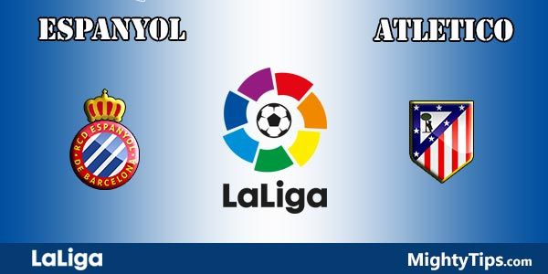 Espanyol vs Atletico Prediction and Betting Tips