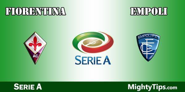 Fiorentina vs Empoli Prediction and Betting Tips