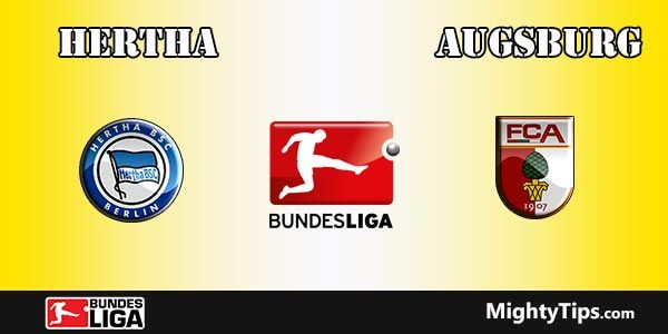 Hertha vs Augsburg Prediction and Betting Tips