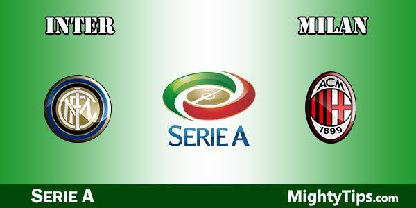 Inter vs Milan Prediction and Betting Tips