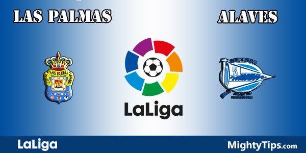 Las Palmas vs Alaves Prediction and Betting Tips