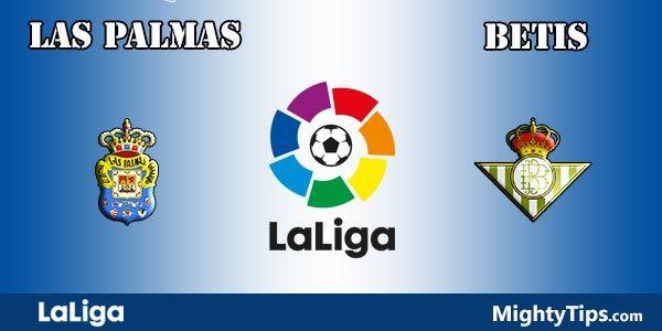 Las Palmas vs Betis Prediction and Betting Tips