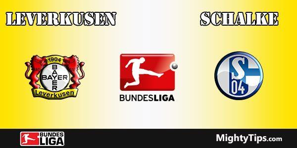 Leverkusen vs Schalke Prediction and Betting Tips