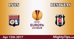 Lyon vs Besiktas Prediction and Betting Tips